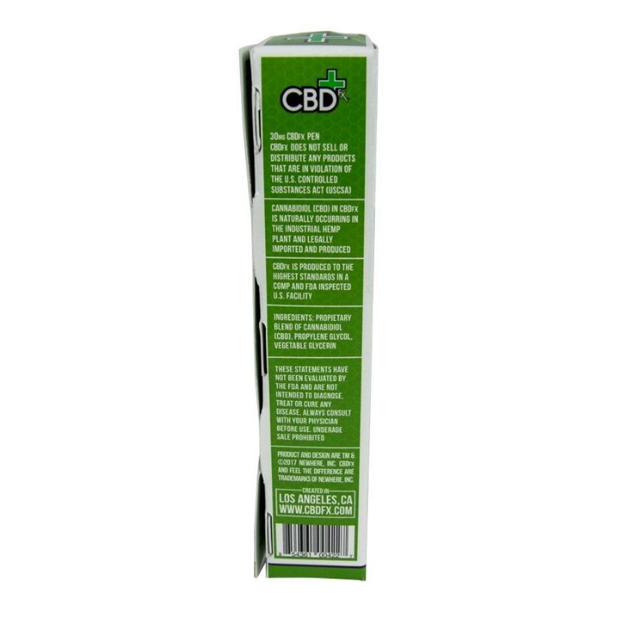 Simple Cure Vape Cartridge